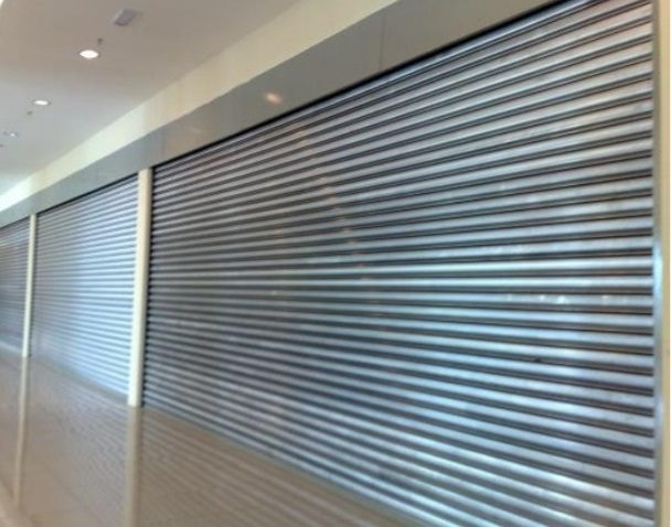 commercial roller shutter