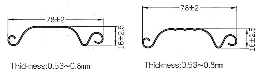 roller shutter design